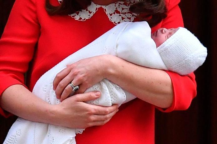 ZNAMY IMIĘ małego księcia! Kate i William lubią chyba latynoskie rytmy...