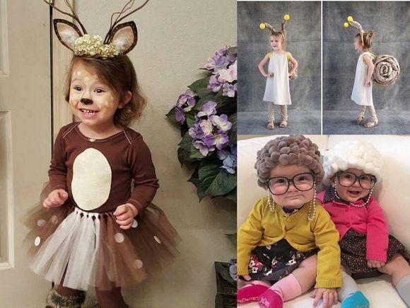 Pomysłowe kostiumy dla dzieci na bal przebierańców, urodziny i inne zabawy
