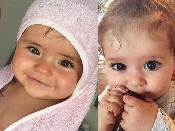 Uroda tych pociech hipnotyzuje! Poznajcie najpiękniejsze dzieci z całego świata