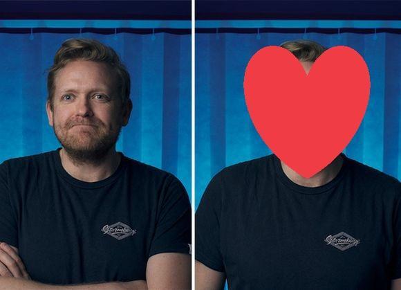 Zdjęcia mężczyzn przed i po narodzinach dziecka – wynik tej sesji zachwyca!