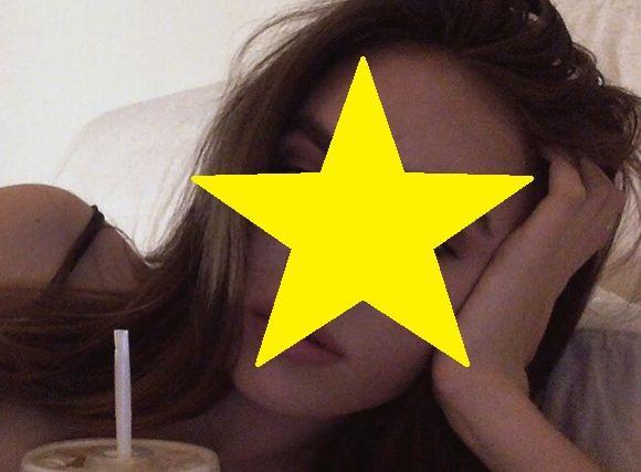17-letnia córka Hanny Lis pozuje na Instagramie. Zrobi karierę w show-biznesie?