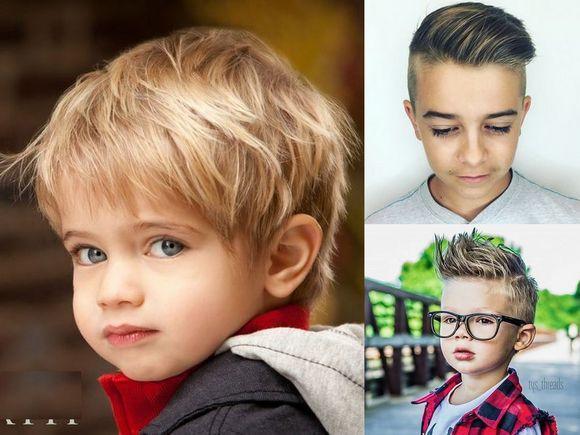 Modne Fryzury Dla Małych I Większych Chłopców Trendy 2018