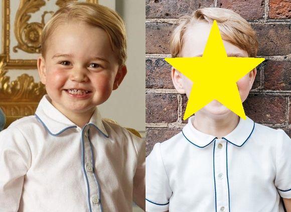 Książę Jerzy skończył 5 lat - zobaczcie, jak się zmienił!