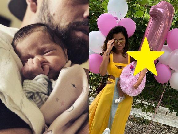 Córka Natalii Siwiec skończyła roczek! Podobna do mamy?