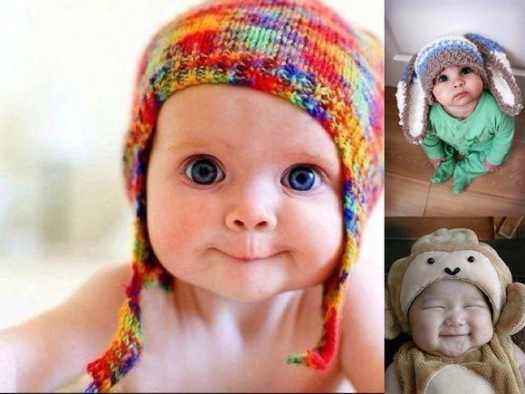 Te dzieciaki to sama słodycz - najpiękniejsze maluchy na świecie