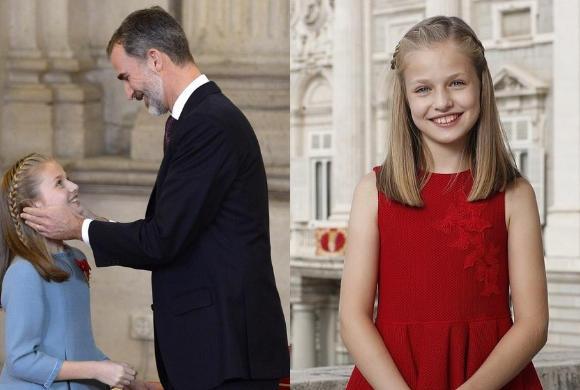 Księżniczka Leonor jedzie w pierwszą oficjalną podróż w życiu! Musi się szkolić - będzie przecież KRÓLOWĄ Hiszpanii!