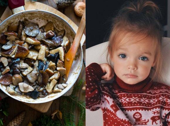 ZATRUCIE grzybami. Jak je rozpoznać? W jaki sposób możemy pomóc dziecku do przyjazdu karetki?