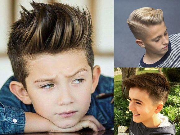 20 Pomysłów Na Modne Fryzury Dla Chłopców Do Przedszkola I