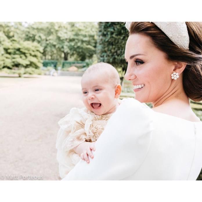 Rodzina królewska opublikowała nowe zdjęcie księcia Louisa!