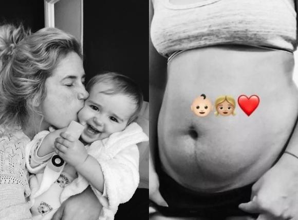 Instagram usunął zdjęcie jej brzucha z blizną po cesarskim cięciu. Wtedy zamieściła ten oto wpis...