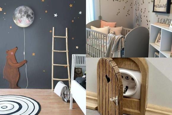Mieszkać PIĘKNIE od dziecka - 32 inspiracje do dziecięcego pokoiku