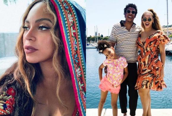 Beyonce pokazała bliźniaki: takie zdjęcia to rzadkość!