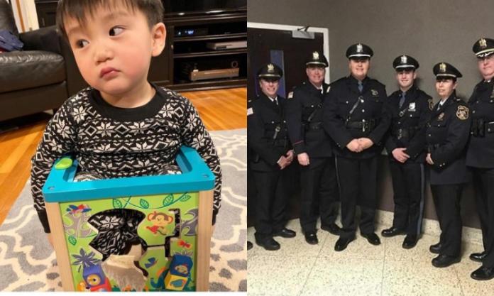 """Policja musiała interweniować, bo... """"dziecko UTKNĘŁO w zabawce""""!"""