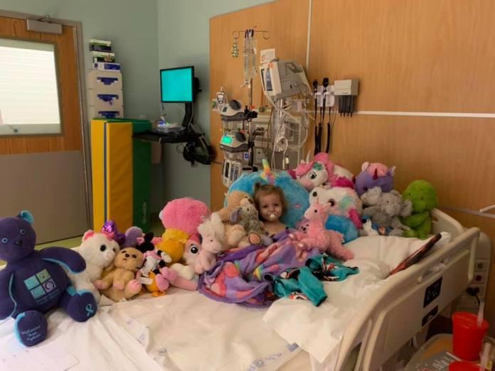 U dwuletniej dziewczynki zdiagnozowano... rzadką odmianę RAKA JAJNIKA!