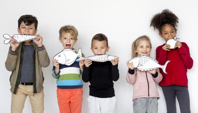 Masz dziecko? Wprowadź rybę do diety