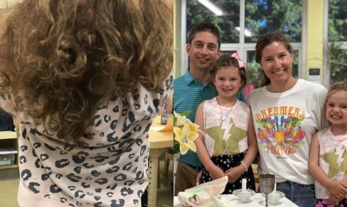 Ten tata wysłał córeczkę do przedszkola w samych majtkach - a potem nie rozumiał, w czym problem!