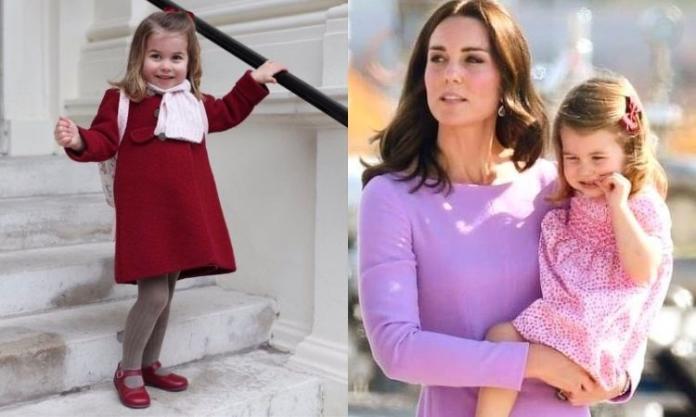 Księżniczka Charlotte idzie do szkoły! W tajniki szkolnego życia będzie ją wprowadzał starszy brat!