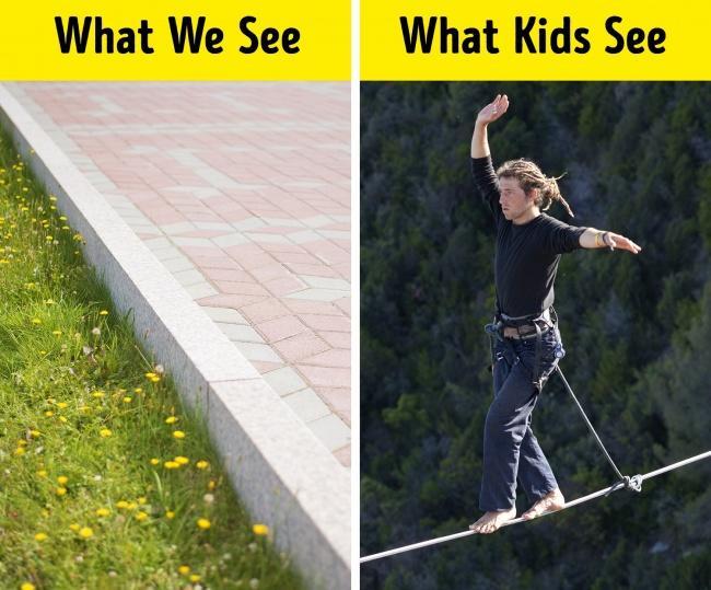 To co widzimy, nie zawsze jest tym co widzą dzieci - genialna galeria, którą trzeba zobaczyć!