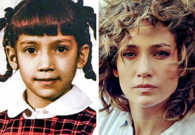 14 zdjęć z dzieciństwa sławnych piękności - poznalibyście?