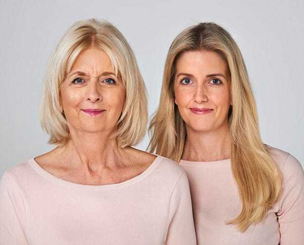 Genów nie da się oszukać - podobieństwo tych matek i córek zdumiewa!