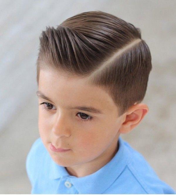 Modne Fryzury Dla Małych I Większych Chłopców Trendy 2019
