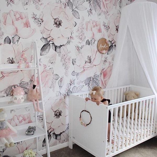 10 inspiracji na aranżację pokoju dla małego dziecka