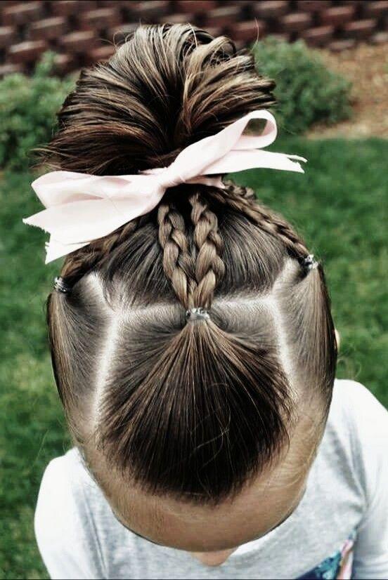 Najpiękniejsze fryzurki dla dziewczynek na każdą okazję