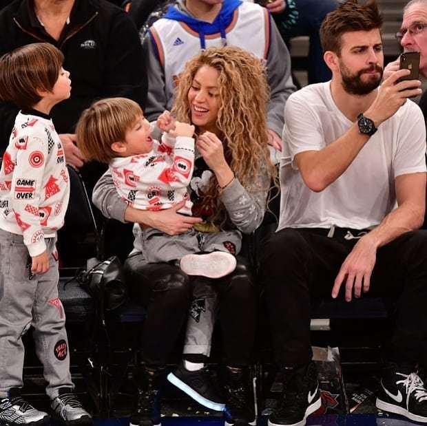 Mama Shakira zaśpiewała ulubioną piosenkę swojego synka! I nie jest to jej hit...