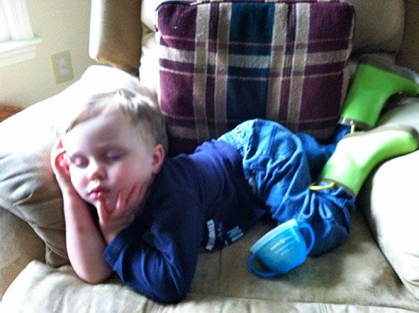 Znamy sekret dziecięcej regeneracji - te zdjęcia poprawią Ci dzień!