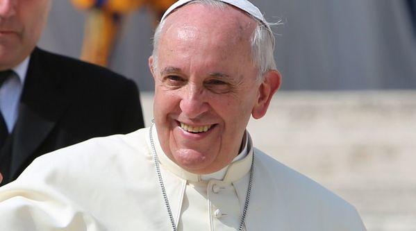 """Dosadne słowa papieża Franciszka: """"Dziecko nigdy nie jest przekleństwem!"""""""