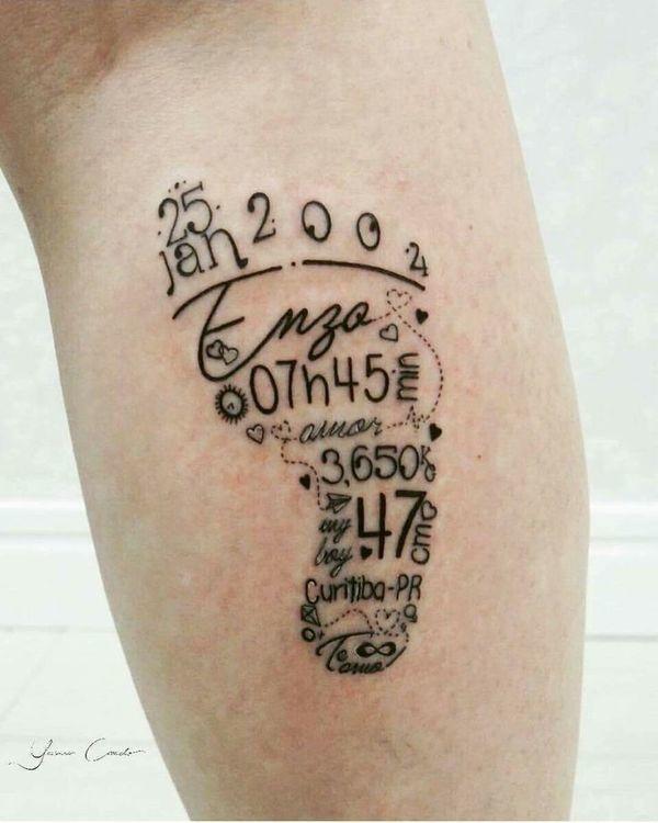 Pomysły na tatuaże dla mam – 12 oryginalnych wzorów!