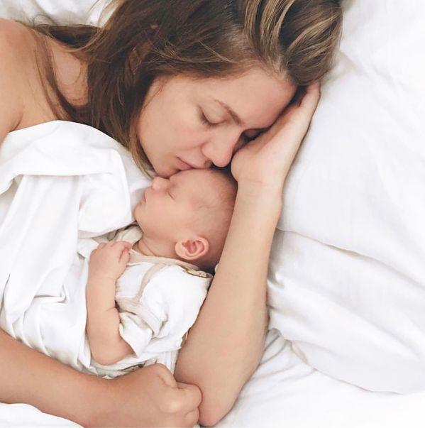 Utulenie dziecka do snu sprzyja jego zdrowiu psychicznemu, twierdzą badacze