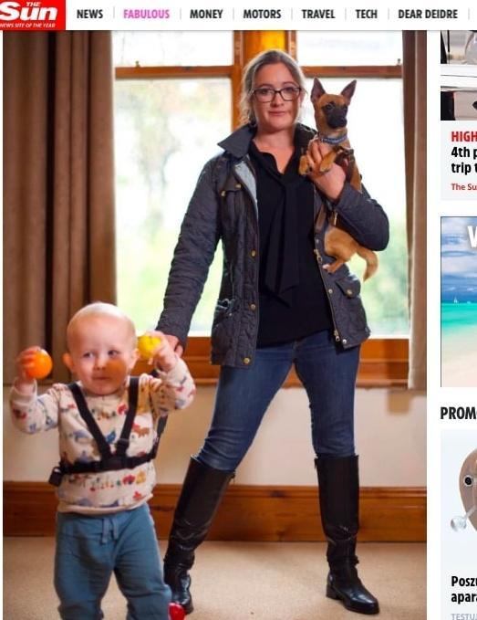 Kontrowersyjna superniania tresuje dzieci tak jak psy! Uważa, że tak zapewnia im zdrowy start...