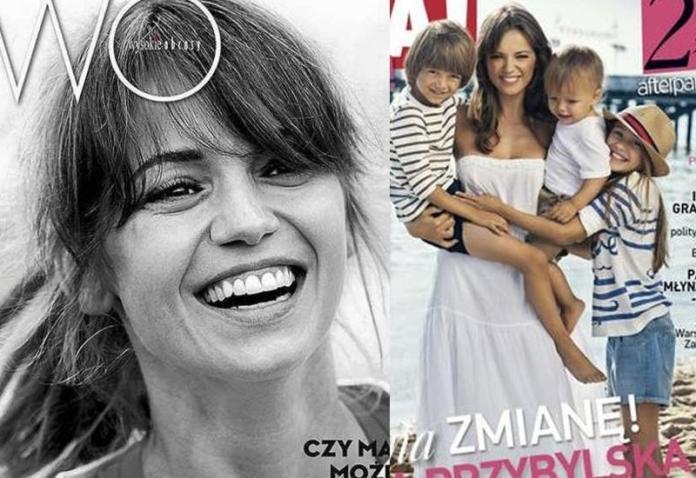 """Była świetną mamą. """"Chcę mieć czwórkę dzieci"""" - mówiła, a potem... STRACIŁA DWOJE. Co zdradza książka o Annie Przybylskiej?"""