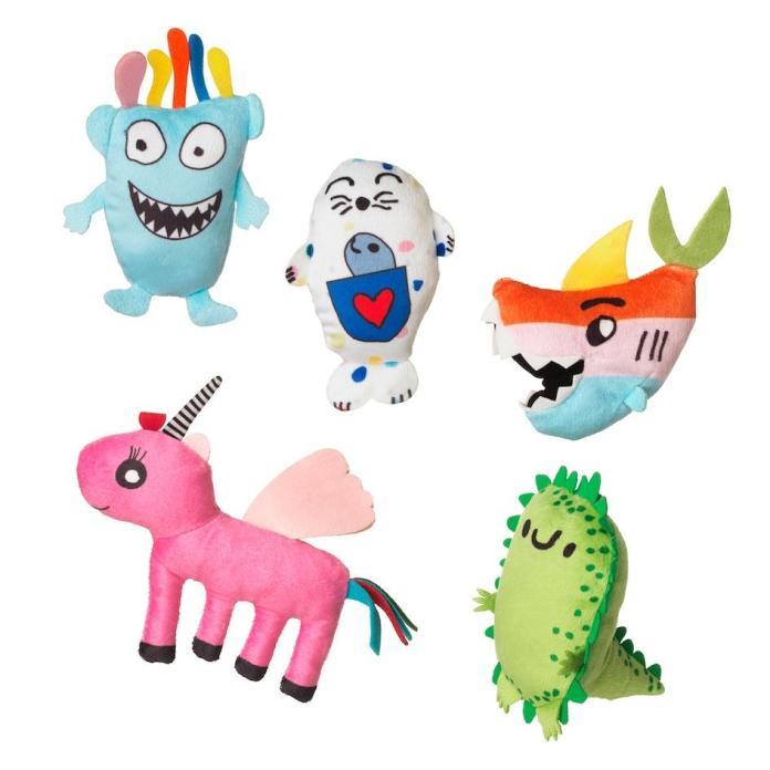 Zabawka, którą zaprojektowała Natalia z Polski znajdzie się w najnowszej kolekcji popularnego na świecie skandynawskiego sklepu!