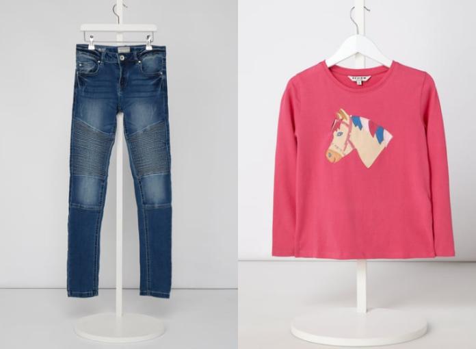 Ubrania dla dzieci w wieku 2-3 lata. Podpowiadamy jak stworzyć stylowy zestaw ubrań dla malucha