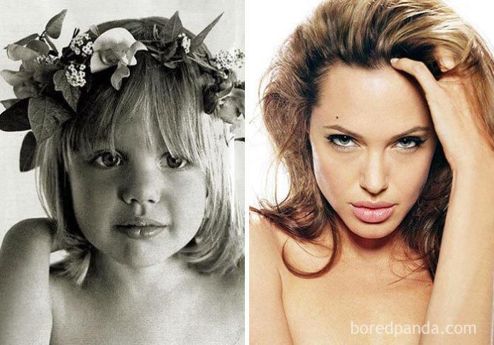 Gwiazdy, kiedy były dziećmi - unikatowe zdjęcia!