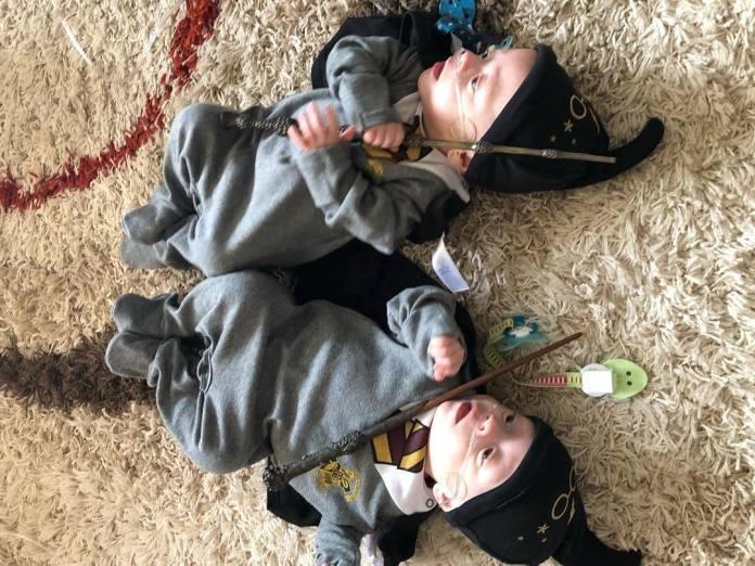Te bliźnięta urodziły się w 23. tygodniu ciąży. Lekarze są zaskoczeni, że przeżyły