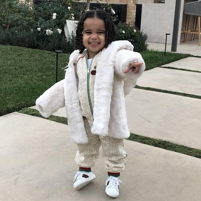 Dream Kardashian słodko żegna się z tatą na dobranoc! Zakochacie się w tym nagraniu!