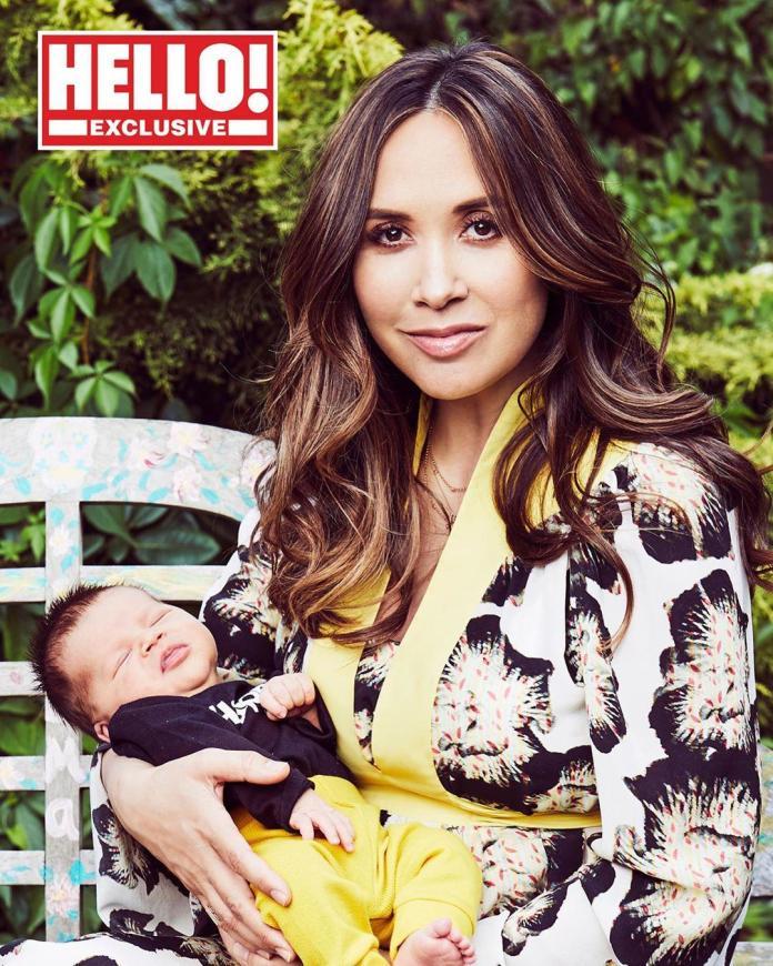 """Celebrytka twierdzi, że rodzić po 40-tce to zupełnie coś innego niż rodzić przed 40-tką: w trakcie porodu """"straciła pięć godzin życia""""!"""