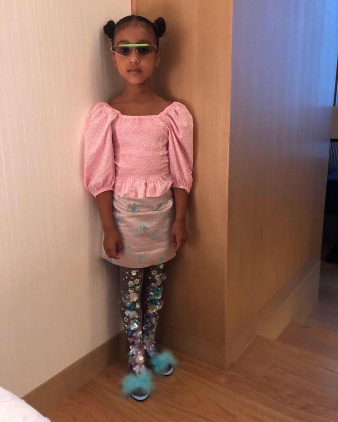 North West w Japonii zadała szyku, a jej mama Kim Kardashian nie posiada się z dumy!